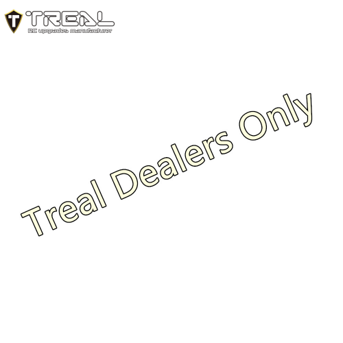 Treal RC Model Upgrade Parts