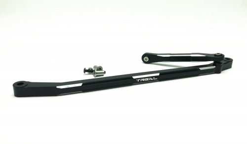 Treal Aluminum 7075 Steering Linkage for Losi LMT Monster
